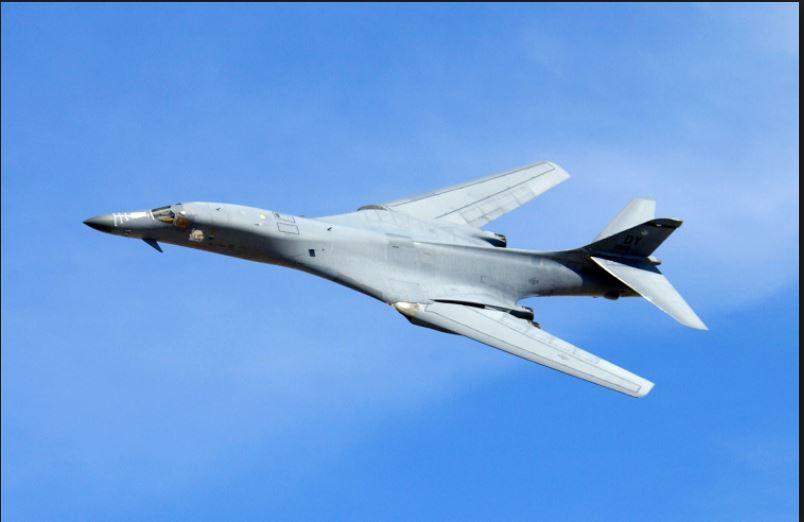 アメリカのB1爆撃機が北朝鮮と戦争へ?性能と威力がヤバい?