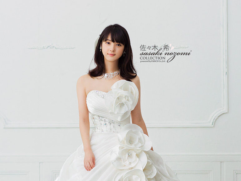 佐々木希の結婚式場の場所はどこ?ドレスの画像と費用は?