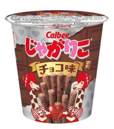 【じゃがりこ チョコ】値段やカロリーと口コミ感想は?評価や味はおいしい?