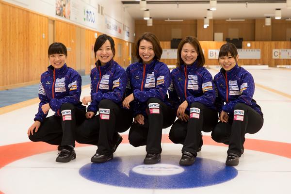 カーリング女子の呼び名は何ジャパン?チームの名称の意味や由来は?