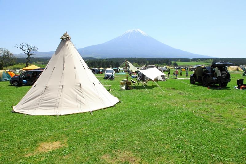 関西のキャンプ場で5月の穴場は?無料で予約不要のランキング12選!